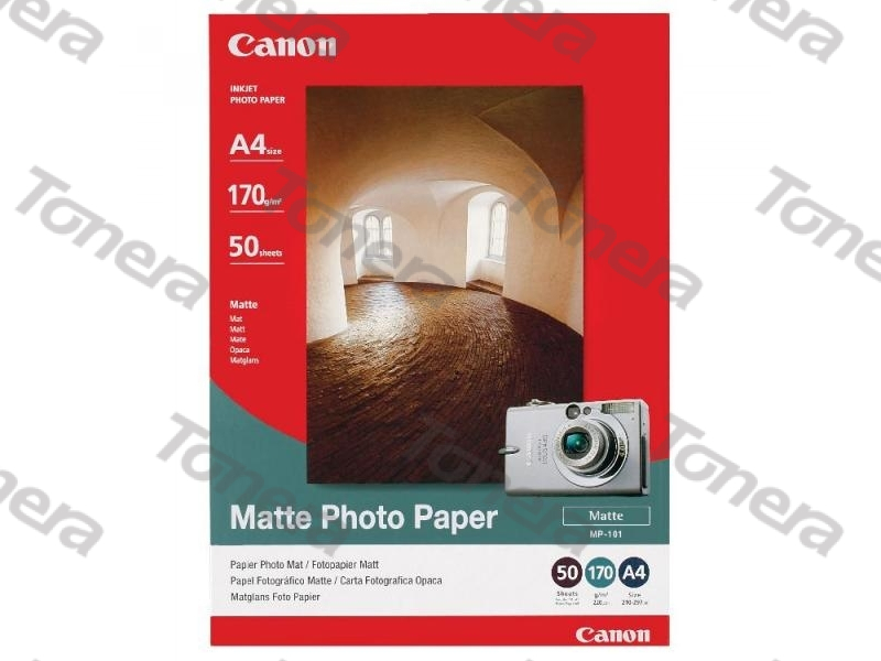 Canon Photo Paper Plus Glos  bílý, 5x7