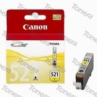 Canon CLI521 Yellow originální cartridge 9ml,505s