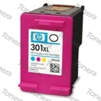HP CH564, typ 301XL Color  renovace cartridge 13ml,