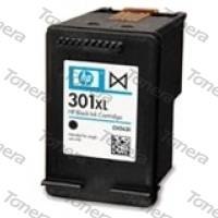 HP CH563, typ 301XL Black  renovace cartridge 14ml,