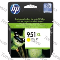 HP CN048AE, typ 951XL Yellow  originální cartridge 17ml,1500s