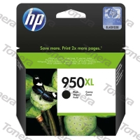 HP CN045AE, typ 950XL Black  originální cartridge 53ml,2300s