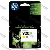 HP CD974A, typ 920XL Yellow originální cartridge 6ml,700s