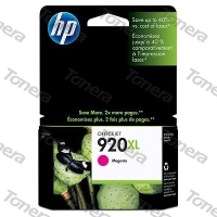 HP CD973A, typ 920XL Magenta originální cartridge 6ml,700s