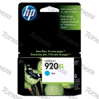 HP CD972A, typ 920XL Cyan originální cartridge 6ml,700s