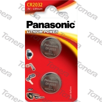 Baterie Panasonic CR-2032EP/2BP