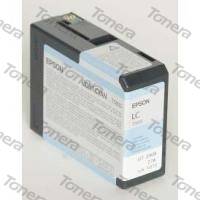 Epson T580500 Light Cyan originální cartridge 80ml,C13T580500