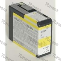 Epson T580400 Yellow originální cartridge 80ml,C13T580400
