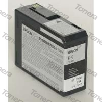 Epson T580100 Photo black originální cartridge 80ml,C13T580100