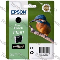 Epson T1591 Photo Black originální cartridge 17ml,