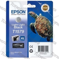 Epson T1579 Light Light Black originální cartridge 25,9ml,