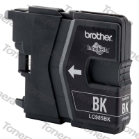 Brother LC985 Black originální cartridge ,300s