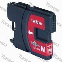 Brother LC980 Magenta originální cartridge ,260s