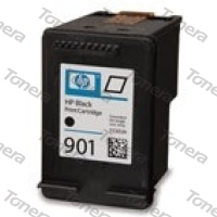 HP CC653, typ 901 Black  renovace cartridge 7,1ml ,