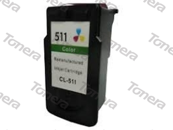 Canon CL511 Color  renovace cartridge 13ml (orig.=9ml),