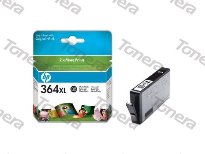 HP CB322E, typ 364XL Photo black originální cartridge 6ml,290fotek