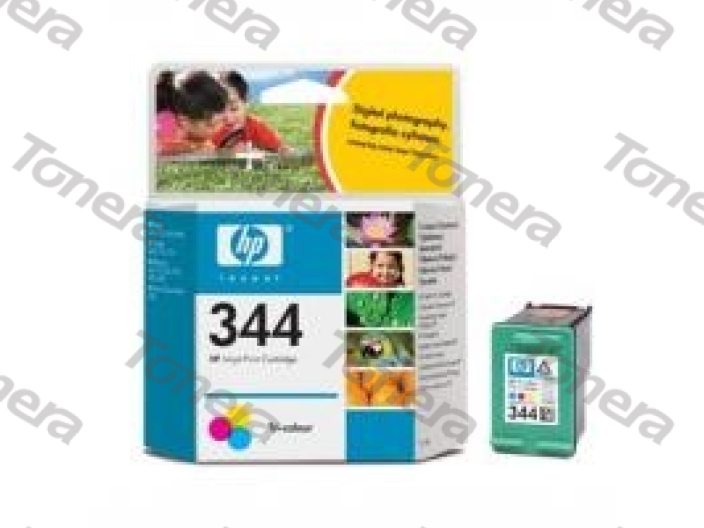 HP C9363E, typ 344 Color originální cartridge 14ml,560s