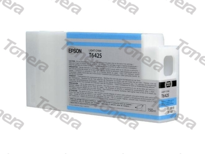 Epson T642500 Light cyan originální cartridge 150ml,C13T642500