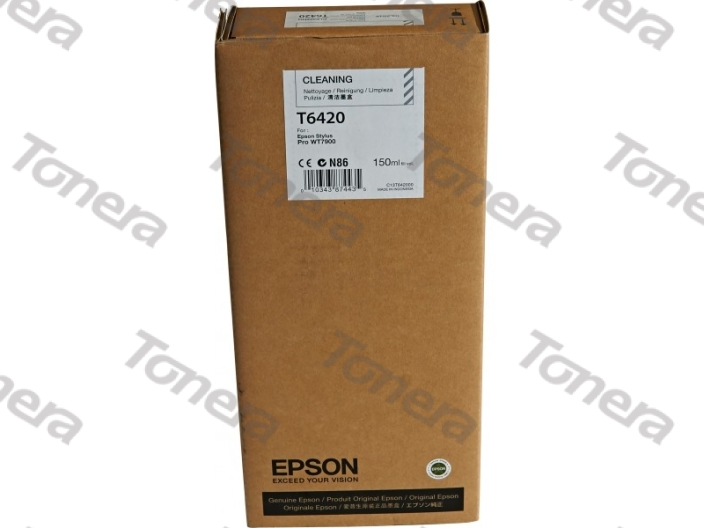 Epson T642000 Cleaning originální cartridge 150ml,C13T642000