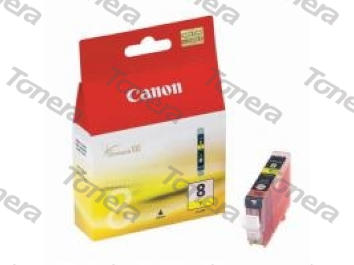 Canon CLI8 Yellow originální cartridge 13ml,420s