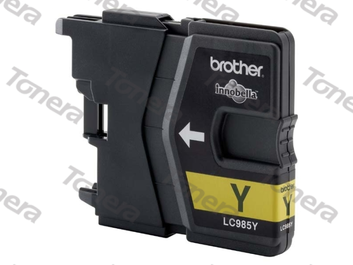 Brother LC985 Yellow originální cartridge ,260s