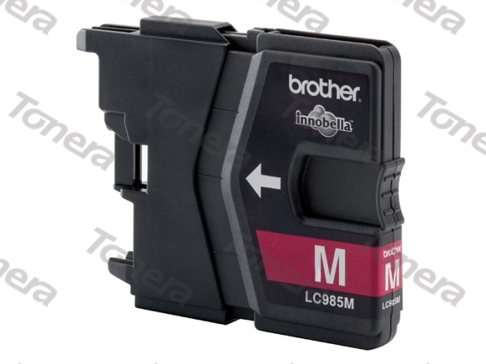 Brother LC985 Magenta originální cartridge ,260s