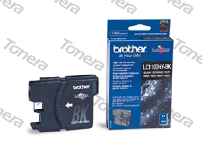 Brother LC1100HY Black originální cartridge ,900s