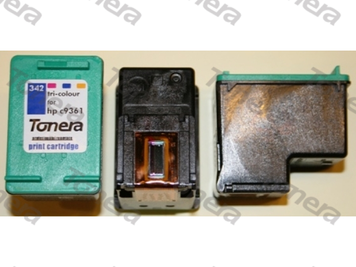 HP C9361e, typ 342 Color  renovace cartridge 13ml (orig.=5ml),