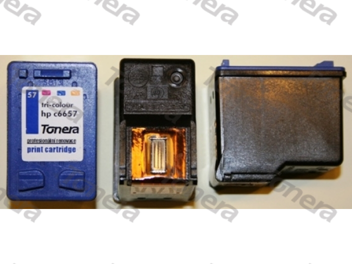 HP C6657a, typ 57 Color  renovace cartridge 21ml (orig.=17ml),